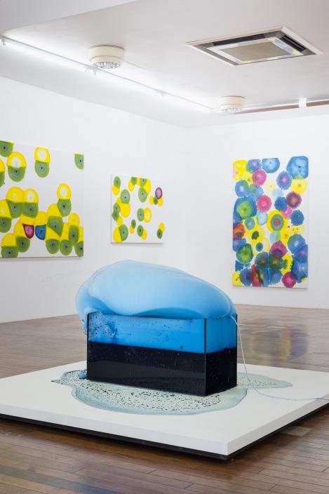 Ausstellungsansichten: Ich und die Anderen von Stephanie Luening